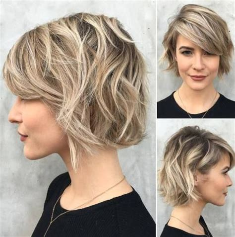 choppy hair for 29 year ild 25 best ideas about short thick hair on pinterest bobs