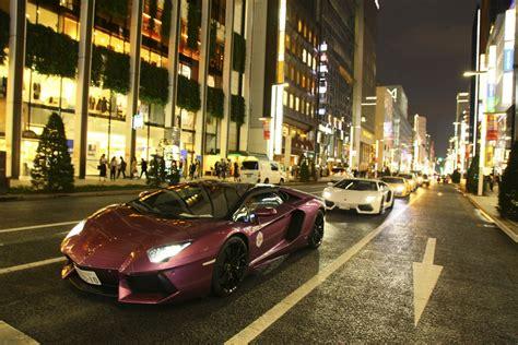 lamborghini aventador s roadster japan edition celebrating 50 lamborghini makes five special edition aventador s roadsters for japan carscoops