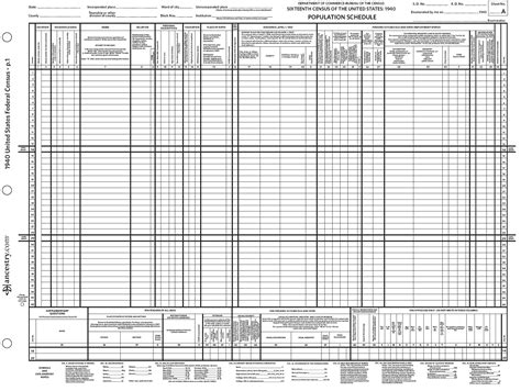 Census Finder Us Federal Census Search 1790 1930