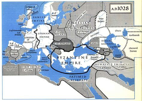 The Byzantine Empire Russia And Eastern Europe Outline Map by Ad 102 The Byzantine Empire Russian Principalities And Europe Colin