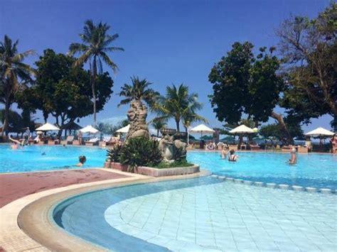 hotel pool picture  prama sanur beach bali