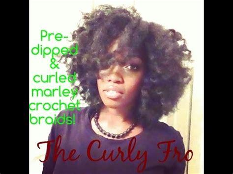 marley crochet weave pre curled hair youtube crochet hair pre curled creatys for