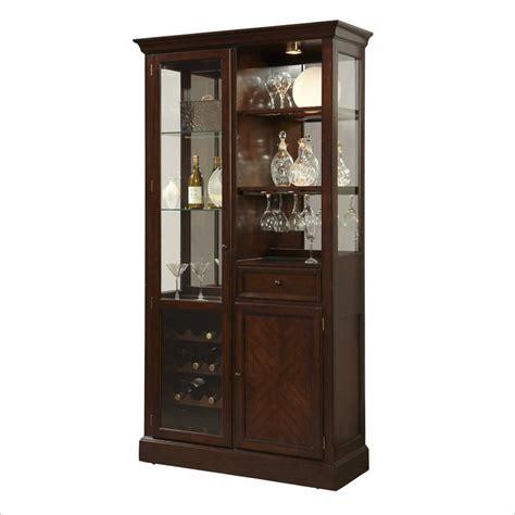 pulaski furniture curio cabinet error