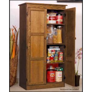 Black Food Pantry Cabinet Concepts In Wood Multi Use Storage Pantry In Oak