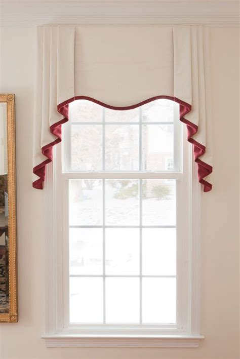 custom window treatments designer curtains shades and 61 best images about cascades and jabots on pinterest
