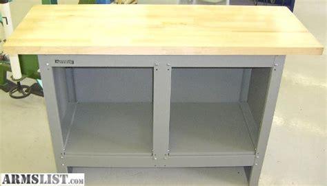 kennedy work bench armslist for sale maple top kennedy workbench nos