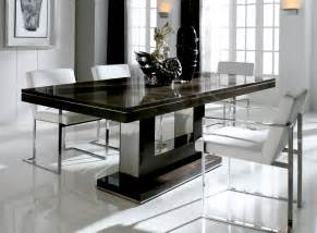 Contemporary Kitchen Tables Modern Dining Room Tables 13 Cool Ideas And Photos
