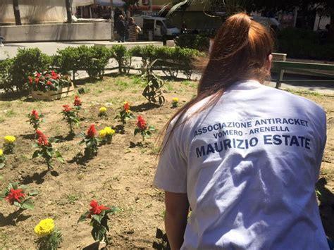 umberto fiori lice umberto fiori nelle aiuole per la vittima innocente