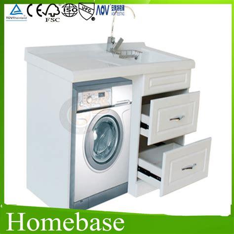 Kitchen Cabinet Washing Machine by Modern Bathroom Vanity For Washing Machine Cabinet