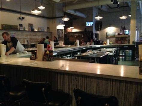 The Boiler Room Restaurant by Earth Brewery S Park Day On Tap Picture Of