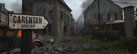 Call Of Duty Wwii carentan coming to call of duty wwii gizorama