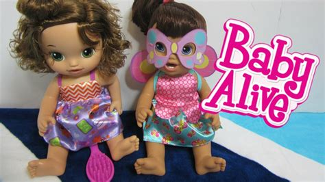 Murah Baby Alive Ready For School Baby Doll baby alive doll ready for school baby unboxing meets a butterfly baby