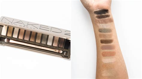 Naked8 Skin Decay Nkd 8 decay naked2 palette review