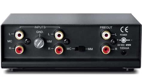 ingresso phono nad pp2e prelificatore pre phono mm mc per giradischi