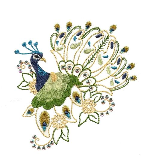 Free Handmade Embroidery Designs - embroidery patterns free downloads animal