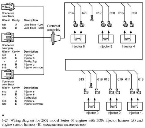 detroit series 60 ecm wiring diagram ddec v wiring schematic wiring diagram images database