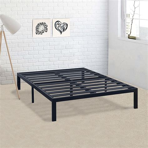 california king metal bed frame california king metal platform bed frame with heavy duty