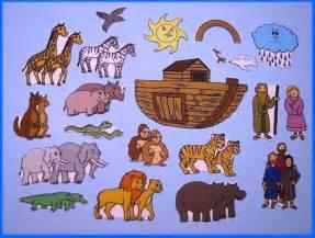 noah s ark bible story felt flannel board set great