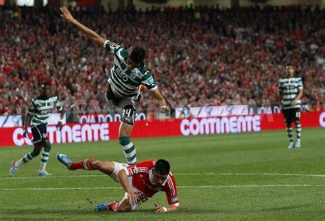 sporting lisbona porto portogallo 3 a giornata benfica sporting lisbona 1 1