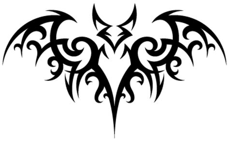tattoo name png image tribal bat tattoo png c half blood role