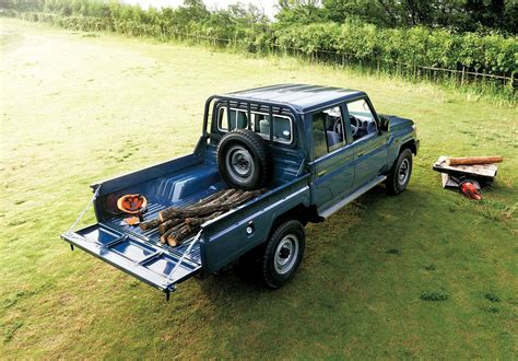 70s Toyota Toyota Land Cruiser 70 Series Re Release Photo Gallery