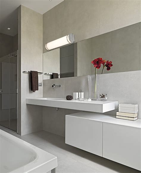 Modern Vanity Light Bathroom Lighting Wall Fixture by New Flush Mount Brushed Nickel Modern Frosted Bathroom Vanity Light Fixture 712038424061 Ebay