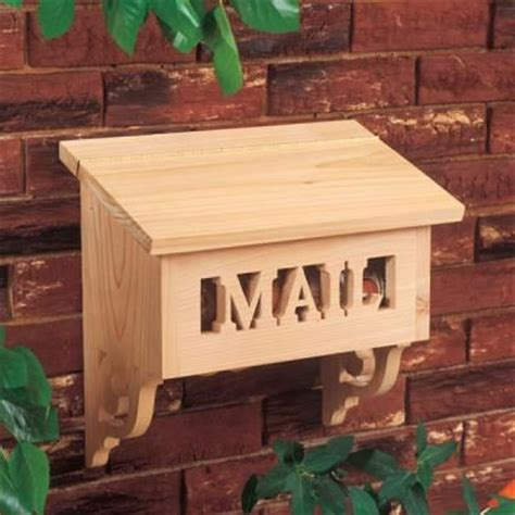 Creative Diy Wood Ls 25 Best Ideas About Wooden Mailbox On Pinterest Letter Boxes Mailbox And Modern Mailbox