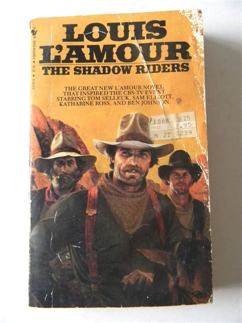 shadow reaper a shadow riders novel the shadow riders by louis l amour 1982 42 interesting