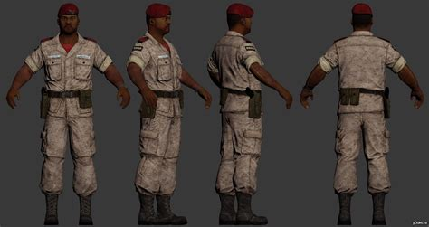 medici military regular soldier  model dhuntco
