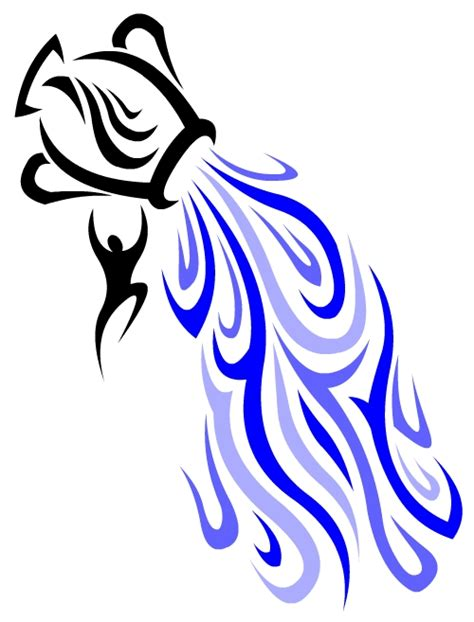 aquarius symbol tattoos designs aquarius designs 187 ideas