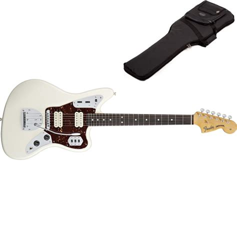 classic player jaguar fender classic player jaguar hh olympic white from