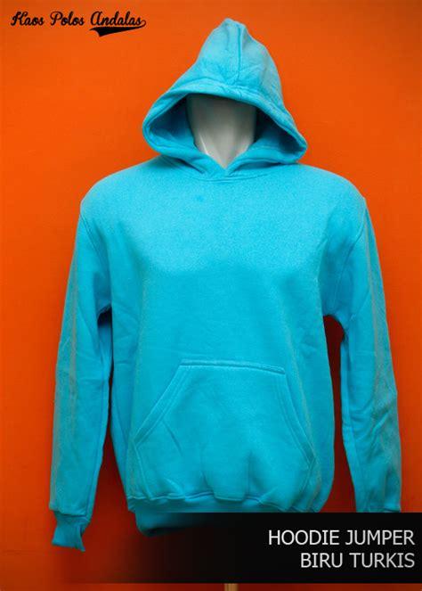 Jaket Hoodie Hitam Terlaris jaket hoodie jumper polos bahan cotton fleece harga grosir