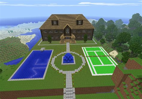 houses on minecraft epic house minecraft project
