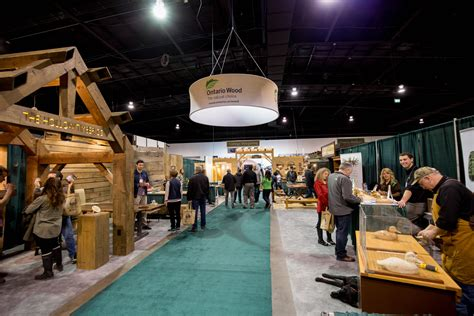 woodworks ca cottage show 2017 with ontario wood roca woodworks