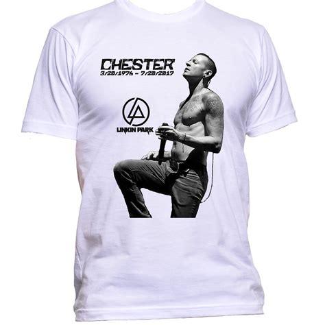 T Shirt Chester Bennington Linkin Park Ds2110 linkin park chester bennington t shirt linkin park chester