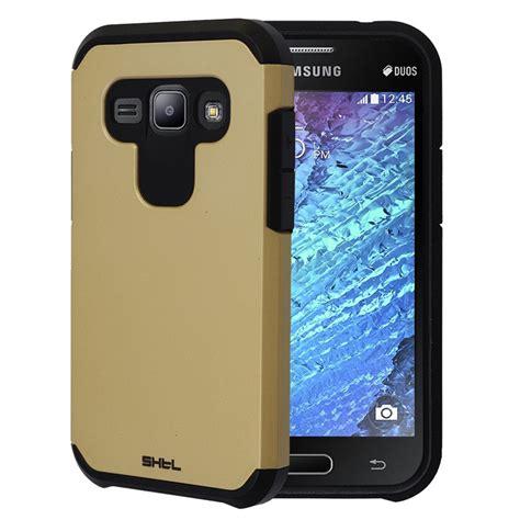 Samsung J1 Six shtl etui dual armor samsung galaxy j1 gold gold samsung galaxy j1