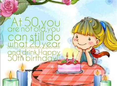 Happy 50 Birthday Wishes Happy 50th Birthday Quotes For Friends Quotesgram