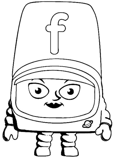 Alphablocks Coloring Pages free coloring pages of alphablocks