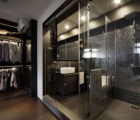 Modern Luxury Bathrooms His Turn Luxury Bathroom Design For Maison