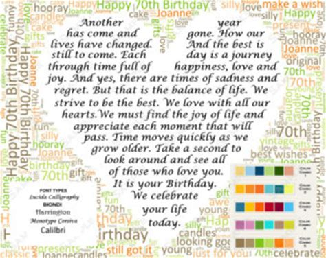 Liontin 70 3 270 Gram 70th birthday poems and quotes quotesgram