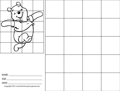 Grid Drawings Templates by 10 Best Adl Grid Drawing Images On Lessons
