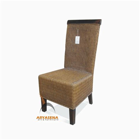 skr 11 dining chair rattan