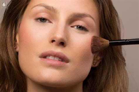 different cheekbones how to apply highlighter in different ways