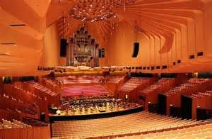 arm architecture to redesign opera house concert hall