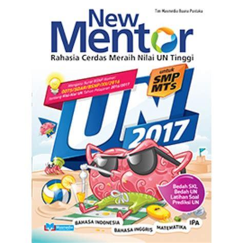 Buku Mahir Un Smp Mts 2017 new mentor un smp mts 2017