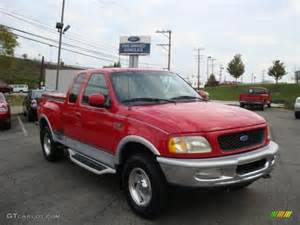 1997 bright ford f150 lariat extended cab 4x4