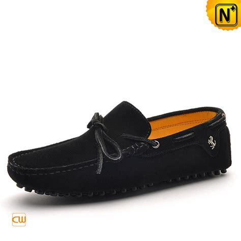 loafers suede mens suede leather driving loafers cw740120