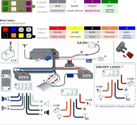 formidable fils electrique de couleur 6 autoradio prise branchement autoradio opel vectra b