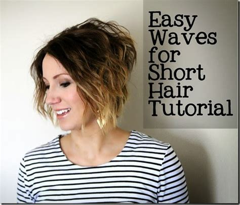 tutorial waves short hair one little momma s top ten posts from 2013 one little momma