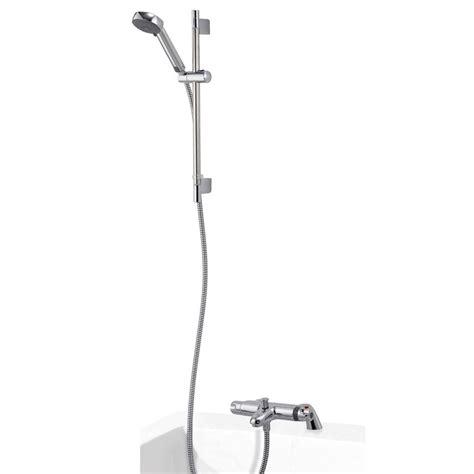 aqualisa bath shower mixer aqualisa midas 100 bath shower mixer with slide rail kit